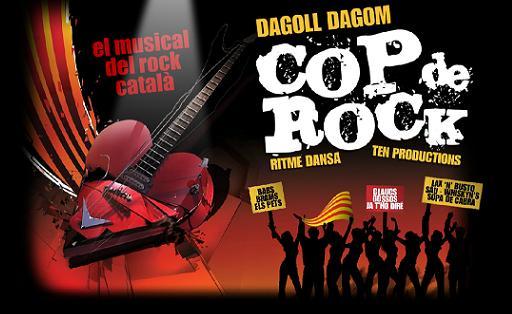 Cop de Rock, el musical de la historia del rock catalán
