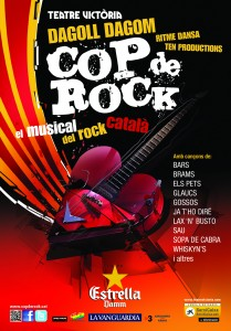 cartel cop de rock