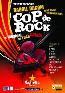 cartel cop de rock
