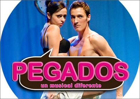 Pegados, un musical diferente, se despide de Barcelona