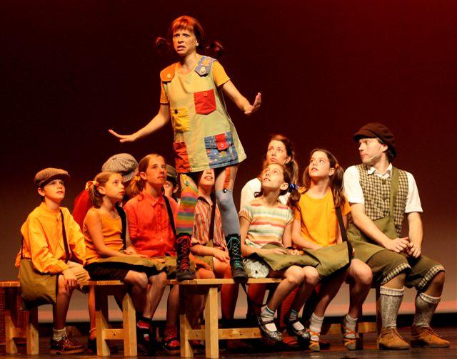 El musical Pippi Langstrump llega al Teatre Condal