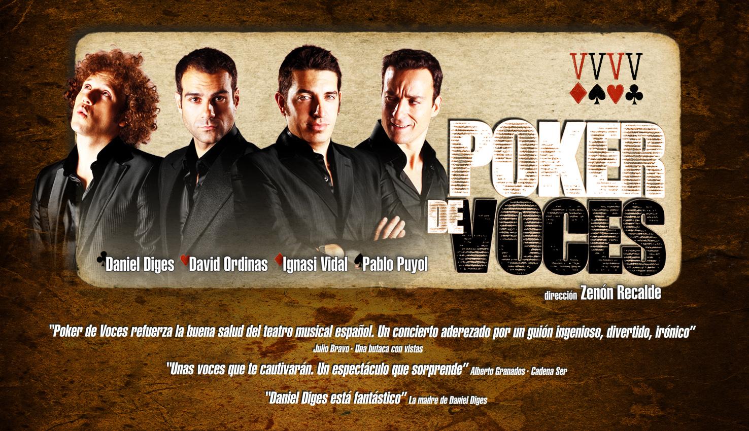 """Los musical lovers dan el """"hasta luego"""" a Poker de Voces"""
