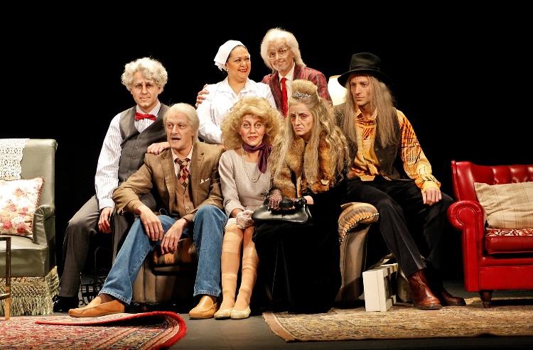 Un Villancico por Navidad en Forever Young, el musical