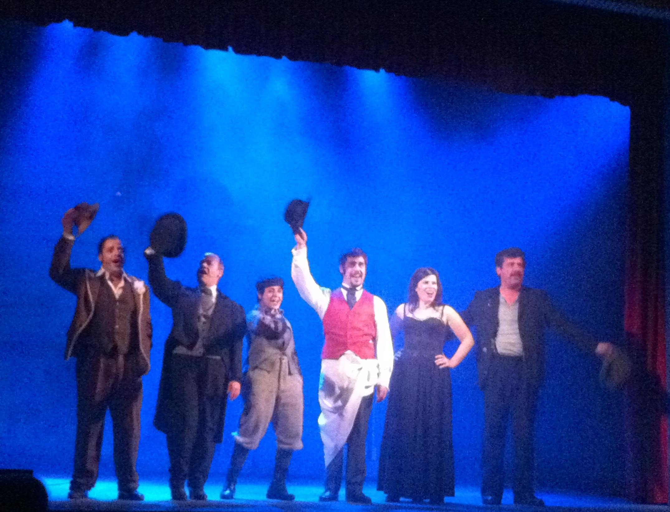 La Vampira del Raval, musical burlesco tragicómico