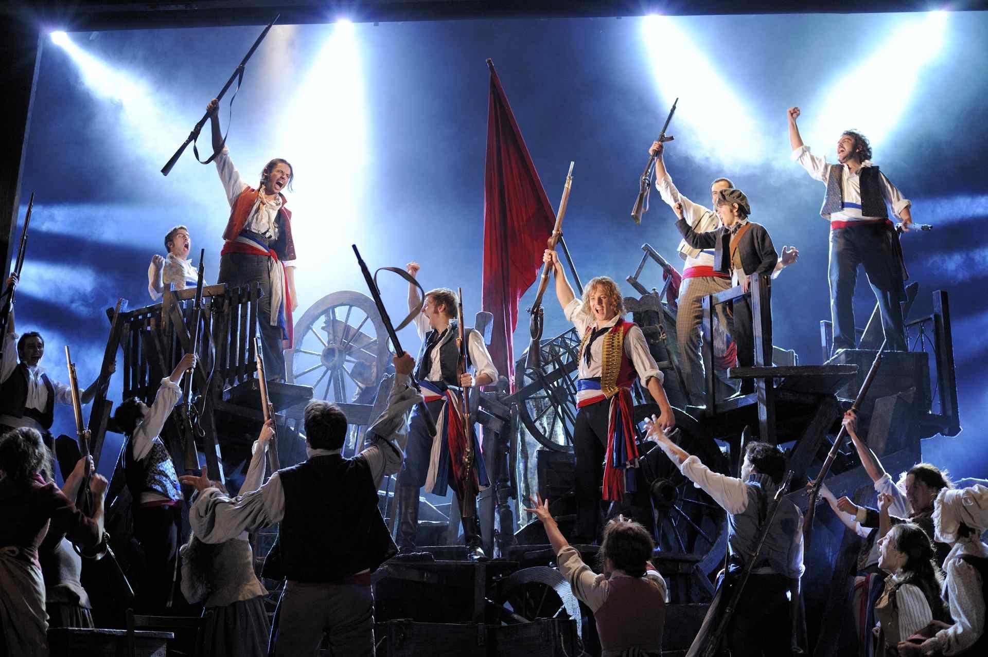 "Asistimos al casting infantil de ""Los Miserables"" en Barcelona"