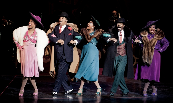 "Harlem Swing, el legendario musical ""Ain't Misbehavin"""