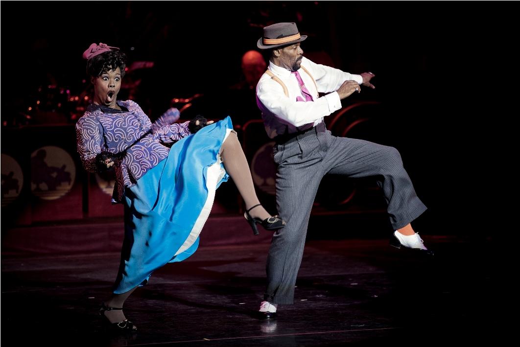 Harlem Swing se traslada al Paral·lel durante el mes de mayo