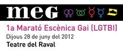 El Teatre del Raval celebra la Primera Maratón Escénica Gay (LGTBI)