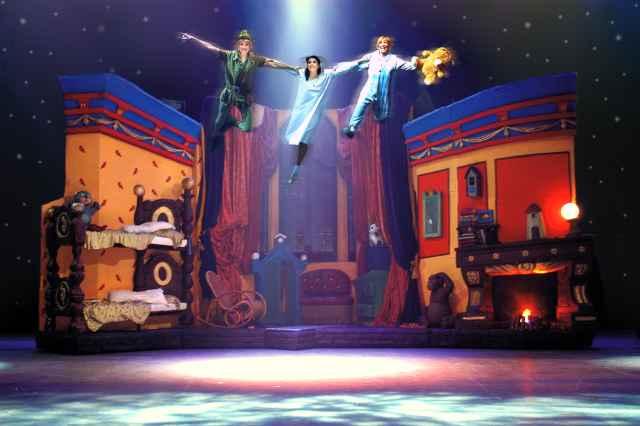 Peter Pan el Musical llega volando al Teatre Musical de Barcelona