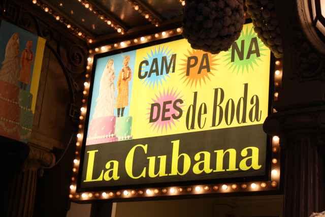 De Reportero Broadway entre bambalinas con La Cubana y Campanades de Boda