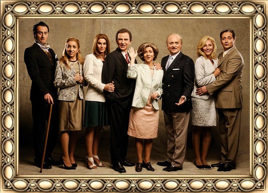 Esta Navidad regala teatro, regala La Família Irreal