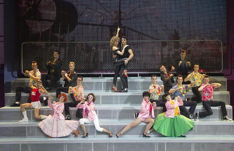 Grease, el musical llega a Barcelona con su gira de despedida