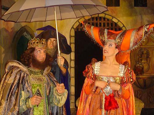 """""""La Bella Dorment"""" en el Eixample Teatre de Barcelona"""
