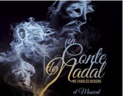 """""""Un Conte de Nadal, El Musical"""" se estrena en el Teatre del Raval"""