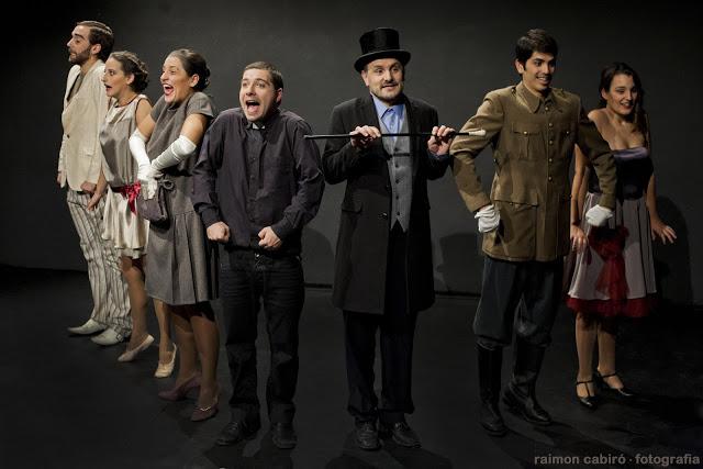 """El Versus Teatre estrena """"The Sorcerer's Pub"""" de Gilbert & Sullivan"""