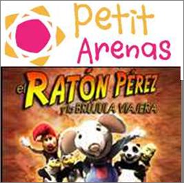 El Ratón Pérez y la Brújula Viajera, el próximo musical infantil en el Arenas Festival