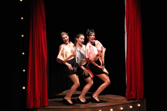 Pirates Teatre comienzan la gestión del Círcol Maldà con el musical Sing Song Swing