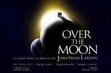 "El musical ""Over the Moon"" se despide del Almeria Teatre"