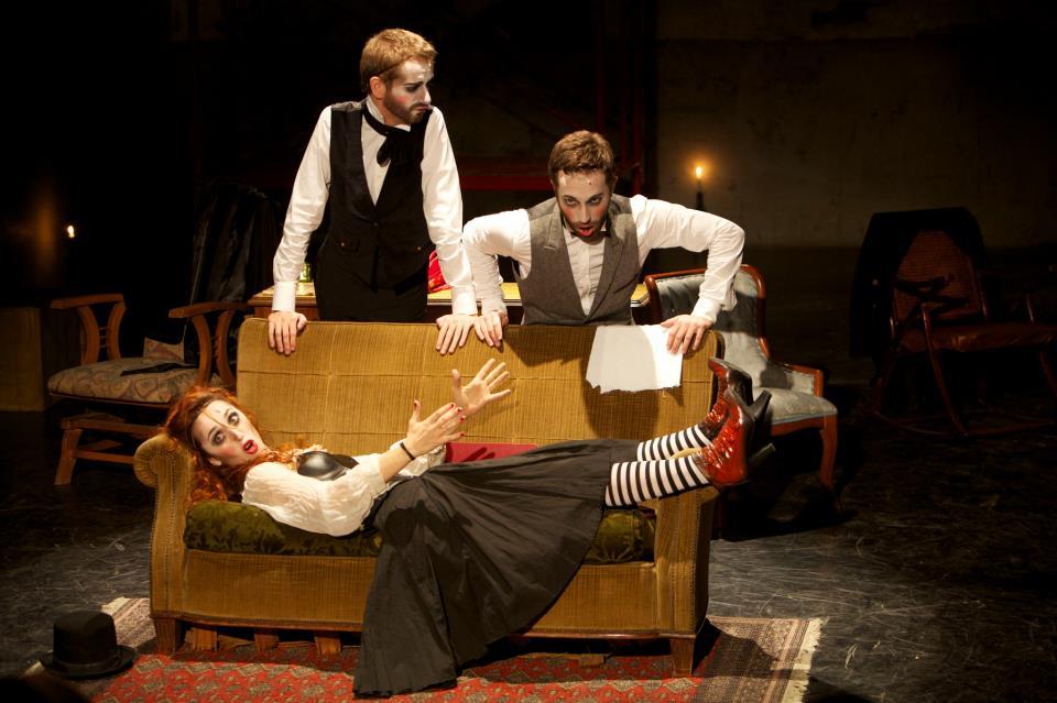 ¡Vuelve el musical Cuentos Cruentos! Esta vez al Círcol Maldà
