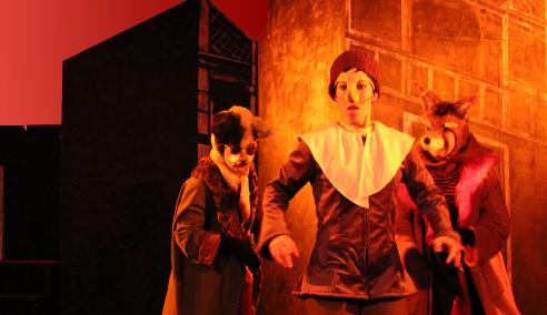 El musical Pinotxo en el Jove Teatre Regina de Barcelona