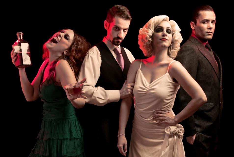 El musical The Wild Party llega al Teatre Gaudí de Barcelona
