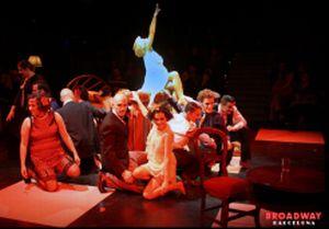 "Vídeo del musical ""The Wild Party"" (La Festa Salvatge)"