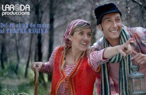 """""""Hansel i Gretel, el musical"""" en el Jove Teatre Regina de Barcelona"""