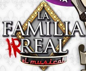La Familia IRreal, el musical, celebra sus 100 funciones en el Teatre Victoria