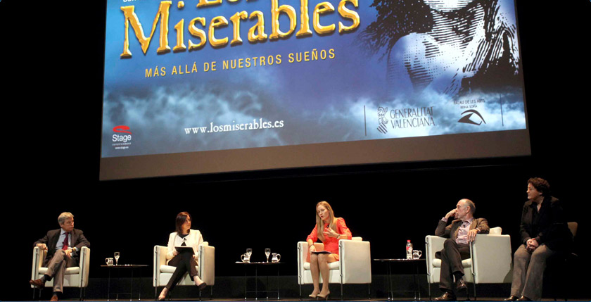 Los Miserables pasará por Barcelona en su gira española