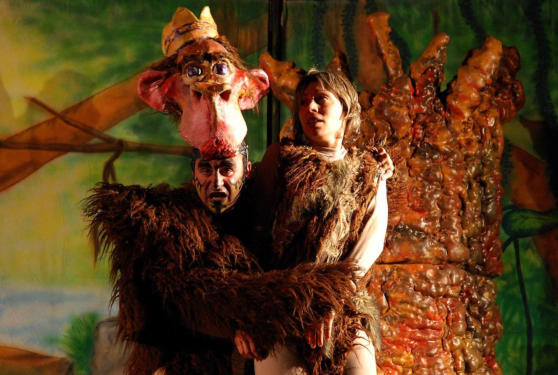 "El musical infantil ""El Llibre de la Selva"" este sábado en Barcelona"