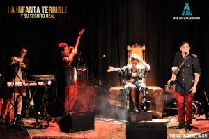 La Infanta Terrible y su séquito real: teatro punk más allá del musical