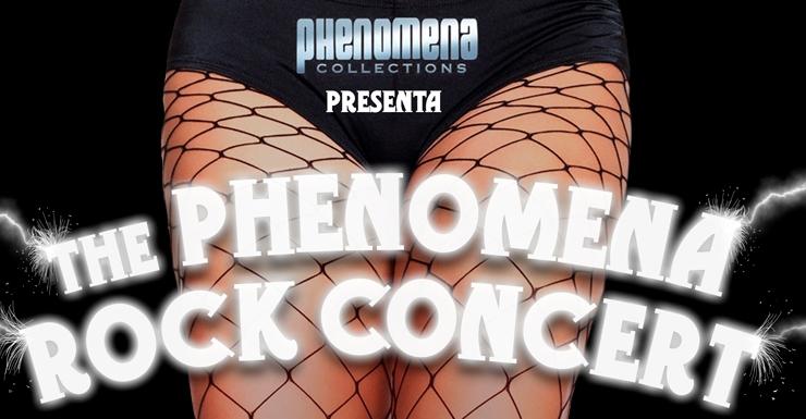 The Phenomena Rock Concert: Vive una noche de maratón de musicales