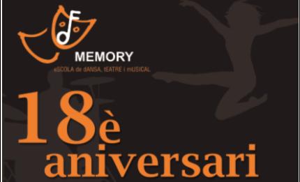 La escuela Memory celebra su 18º Aniversario con un concierto de Teatro Musical