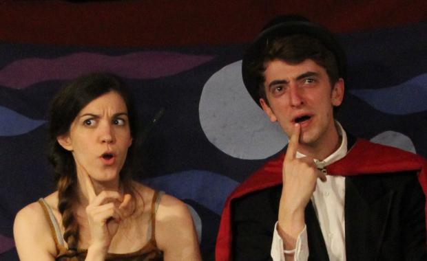 "La compañía ""Els Pirates Teatre"" estrena ""Molly and the music minions"""