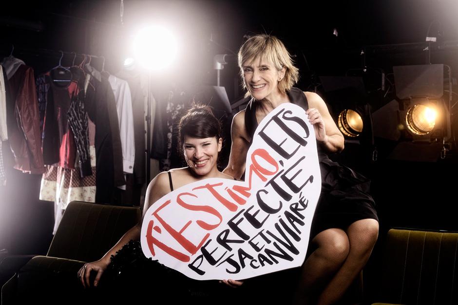 """""""T'estimo, ets perfecte, ja et canviaré"""": Entrevistamos a los actores y actrices del musical"""