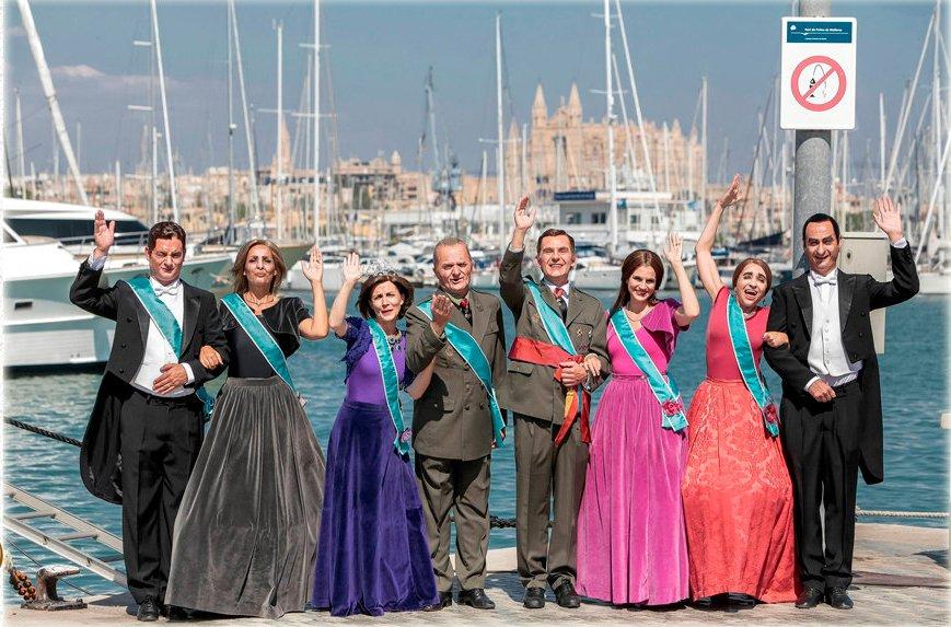 """""""La Família Irreal"""" regresa al Teatre Victòria en octubre"""