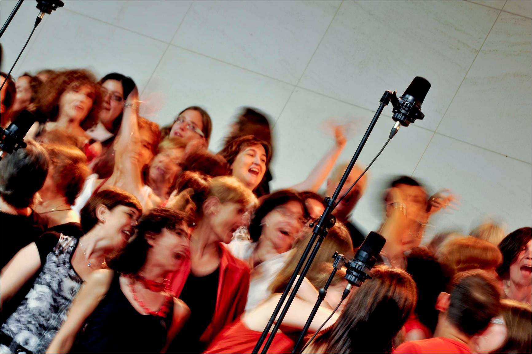 El musical participatiu vuelve al CaixaForum de Barcelona