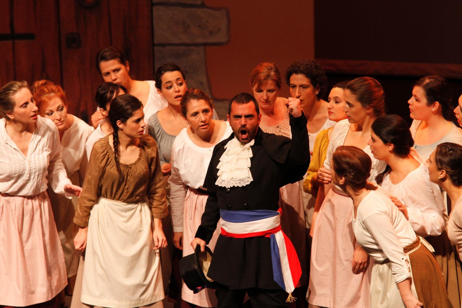 """""""Cançó d'amor i de guerra"""" regresa al Teatre Victòria"""