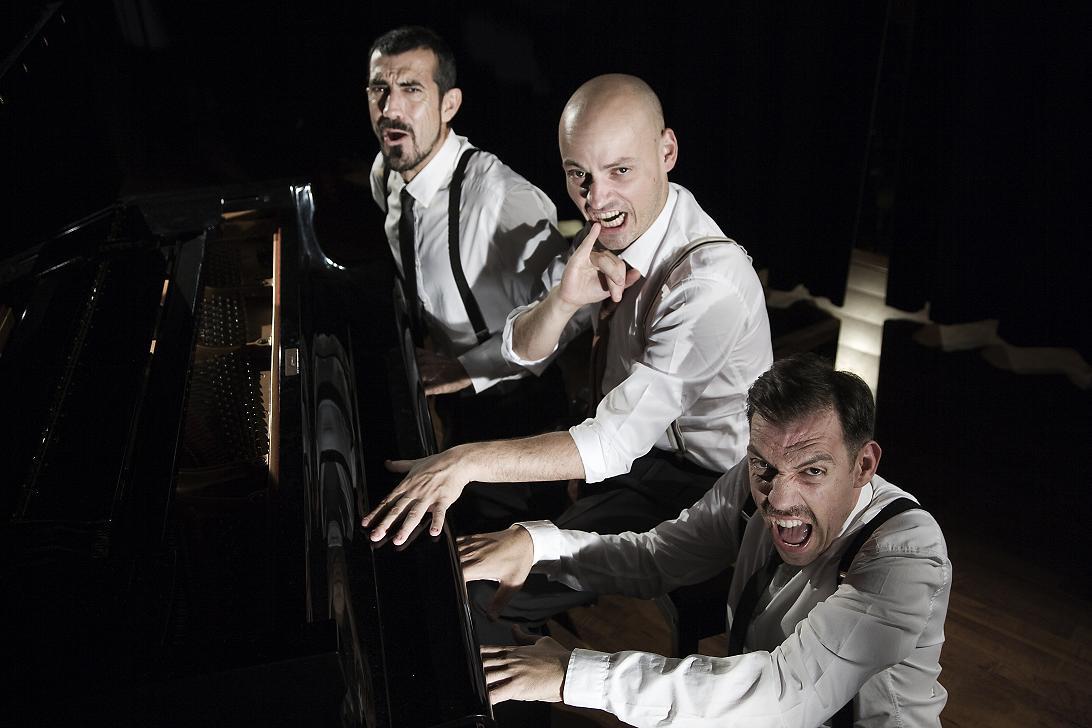 Los actores de Improadway nos cuentan los secretos del musical
