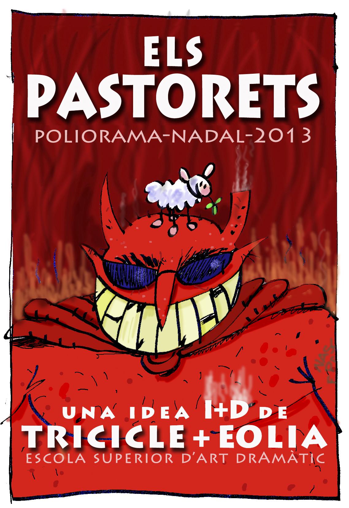 els-pastorets-tricicle-eolia-poliorama