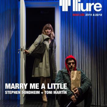 Entrevistamos a los artistas de Marry me a Little, un musical de Sondheim