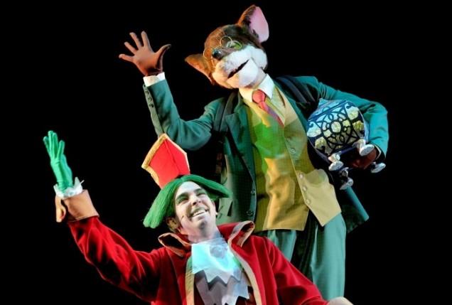 Gerónimo Stilton, el musical del Reino de la Fantasía, se estrena esta tarde en Sant Cugat