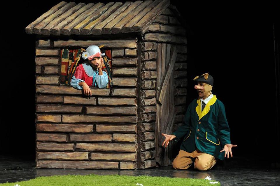 """Dreams Teatre lleva a """"Els Tres Porquets"""" el musical al SAT! Teatre"""