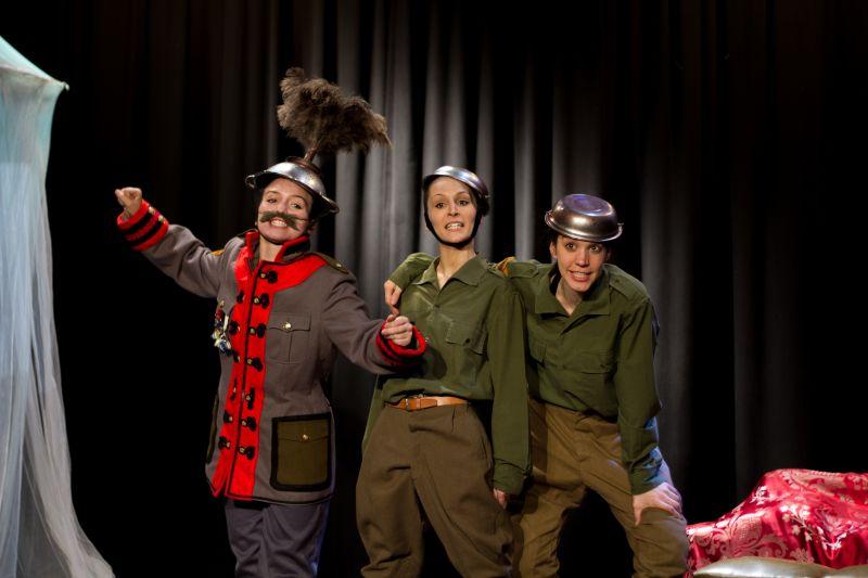 """Se estrena """"La Gran Duquessa de Gerolstein"""" en el Teatre Gaudí"""