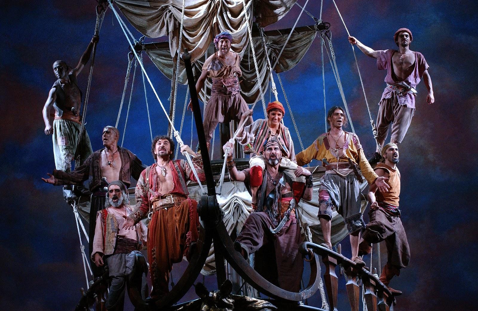 Mar i Cel ya desembarca en el Teatre Victoria de Barcelona