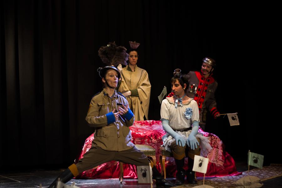 La Gran Duquessa de Gerolstein regresa, esta vez al Almeria Teatre