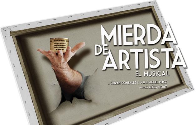 """""""Mierda de Artista, el musical"""": Audiciones para el nuevo espectáculo de Kaktus Music"""