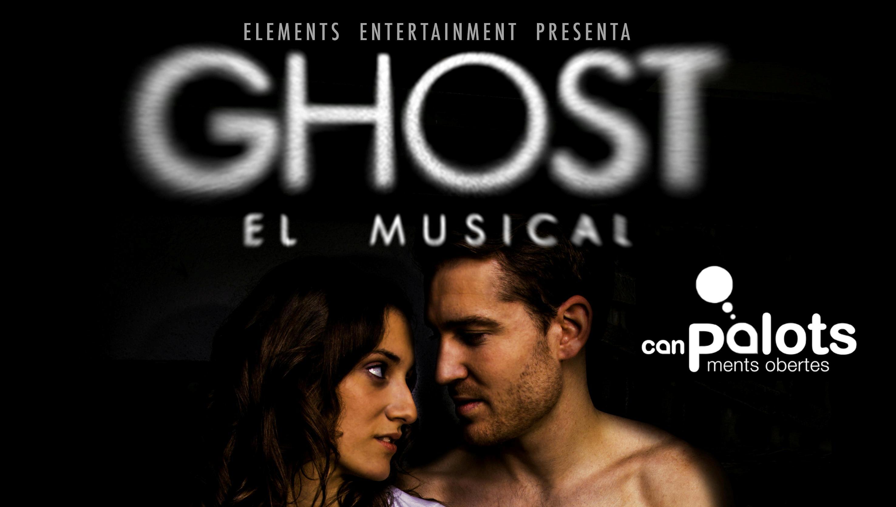GHOST, El Musical en el Teatro Can Palots de Canovelles