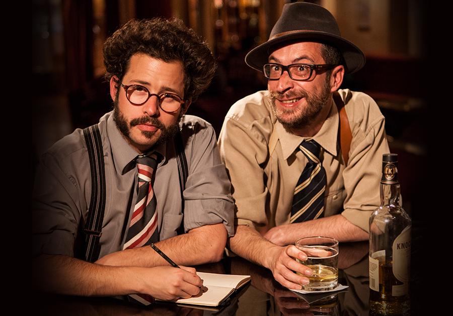 La comedia musical 'Detectives Martínez' en el Teatre Joventut