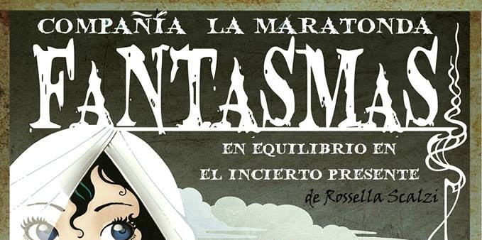 """La comedia musical """"Fantasmas"""", de La Maratonda, los domingos en el Cafè Llantiol"""